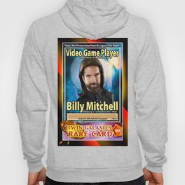 Billy Mitchell card (rare) Hoody