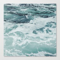 Aquamarine Canvas Print