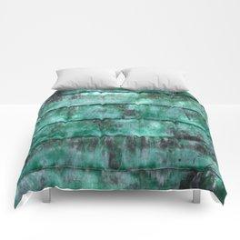 Glazed water flow Comforters