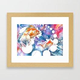 Megacosm Framed Art Print