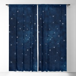 Whispers in the Galaxy Blackout Curtain