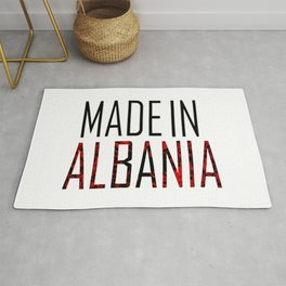 Made In Albania Rug