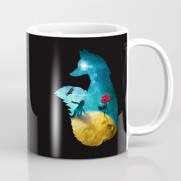 The Most Beautiful Thing (dark version) Coffee Mug