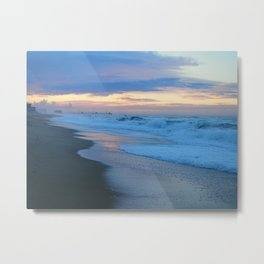 Nags Head Sunset Metal Print