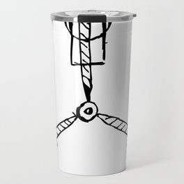 Back to the Future - Flux Capacitor Travel Mug