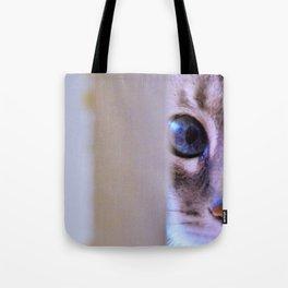peekaboo Tote Bag