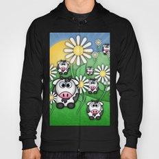 Cows & Daisies  Hoody