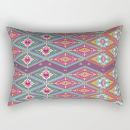 Hipster seamless tribal pattern Rectangular Pillow