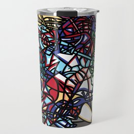 LAX Scramble Travel Mug