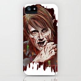 Werewolf!Nigel iPhone Case
