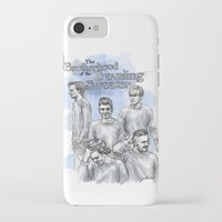 cyrilliart iPhone & iPod Cases featuring The Brotherhood of the Traveling Sweater by Cyrilliart