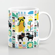 Scandinavian Pugs Mug