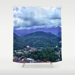 Gatlinburg Shower Curtain