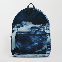 Blue Traveler Backpack