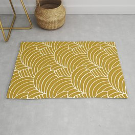"Koloman (Kolo) Moser ""Textile pattern (Bogen)"" (3) Rug"