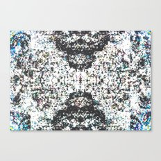 Poster-AA4 Canvas Print