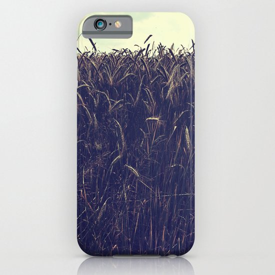 Field of Wheat iPhone & iPod Case