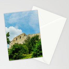 Castle in Kazimierz Dolny Stationery Cards