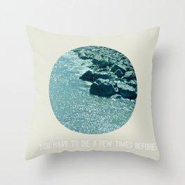 Always Create.  Throw Pillow