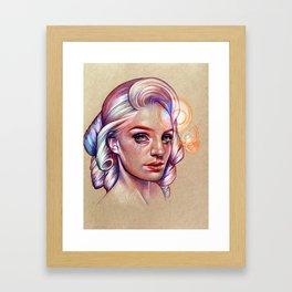 LNB Framed Art Print