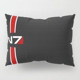 Mass Effect N7 emblem Pillow Sham
