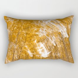 Golden Banshee Forest Rectangular Pillow