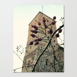Heathen Tower Canvas Print