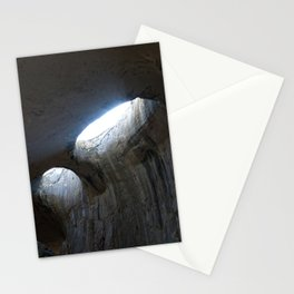 The eyes of God Stationery Cards