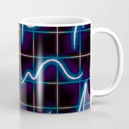 Postmodern Neon 80s Lights No.5 Coffee Mug