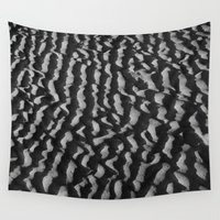 sand Wall Tapestries featuring Sand by Lotus Effects