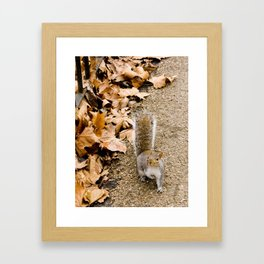Please sir, can I have some more? Framed Art Print