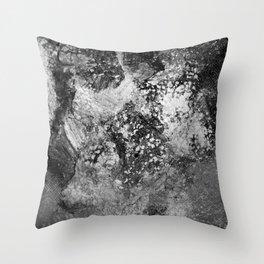 Volcano Calm Throw Pillow