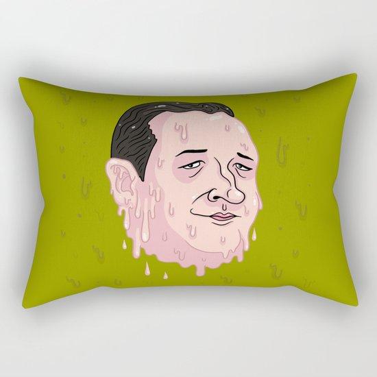Ted Crooze Rectangular Pillow
