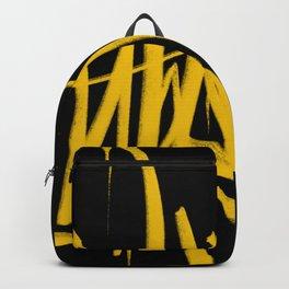 Graffiti Tag Backpack