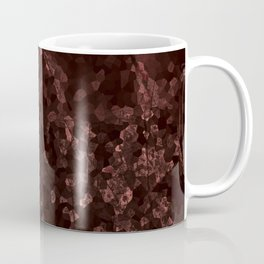 Stone coral - dark Coffee Mug