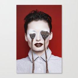 Lotus nervus Canvas Print