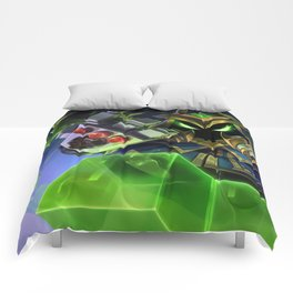 Final Boss Veigar League Of Legends Comforters