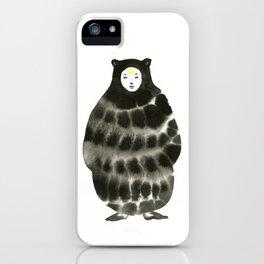 Luna Bear iPhone Case