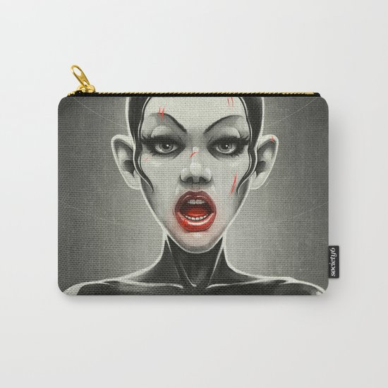 Meow III Carry-All Pouch