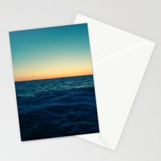 Ocean Skyline Stationery Cards