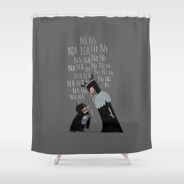 The Knights Who Say... Shower Curtain