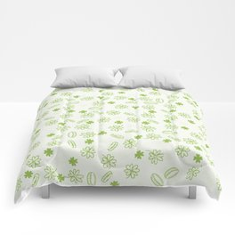 St Patricks day pattern Comforters