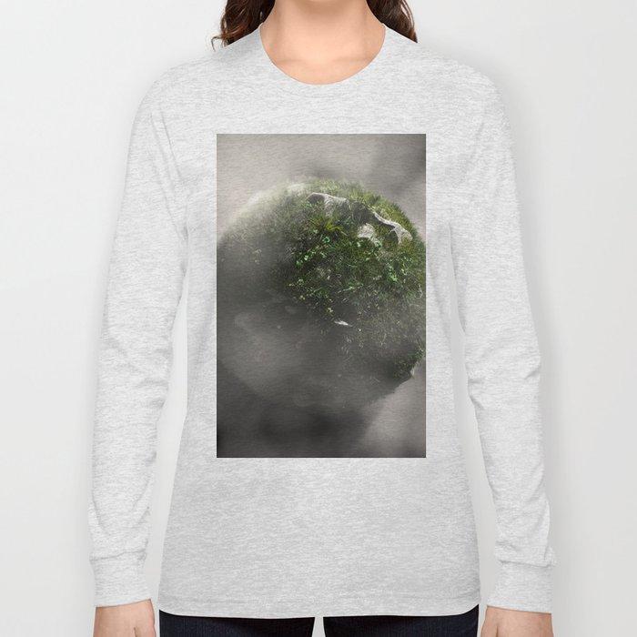 Planet #004 Long Sleeve T-shirt