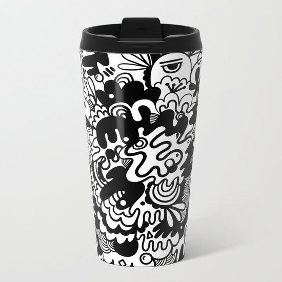 Bandersnatch Metal Travel Mug