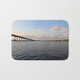 The Edison Bridge Bath Mat