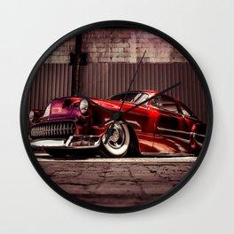 The Kandy Devil Kustom Wall Clock