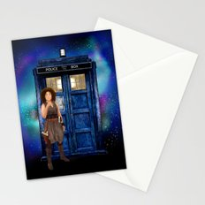 Mrs River Diary Doctor who iPhone, ipod, ipad, pillow case and tshirt Stationery Cards