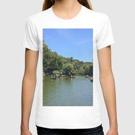 Boats - Parc de la Ciutadella T-shirt