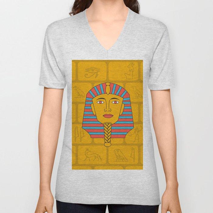 Egyptian Prince Unisex V-Neck