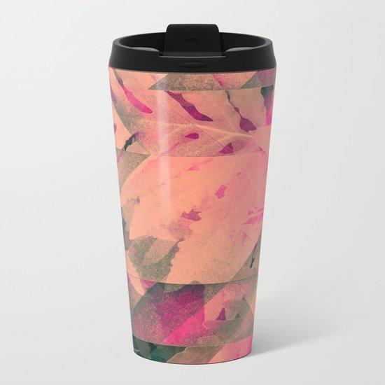 lyyf tryp Metal Travel Mug